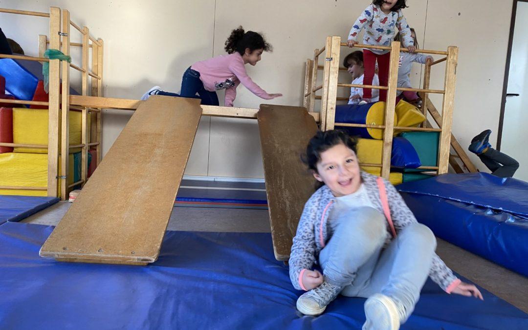 Les avantages de pratiquer la psychomotricité pour les enfants