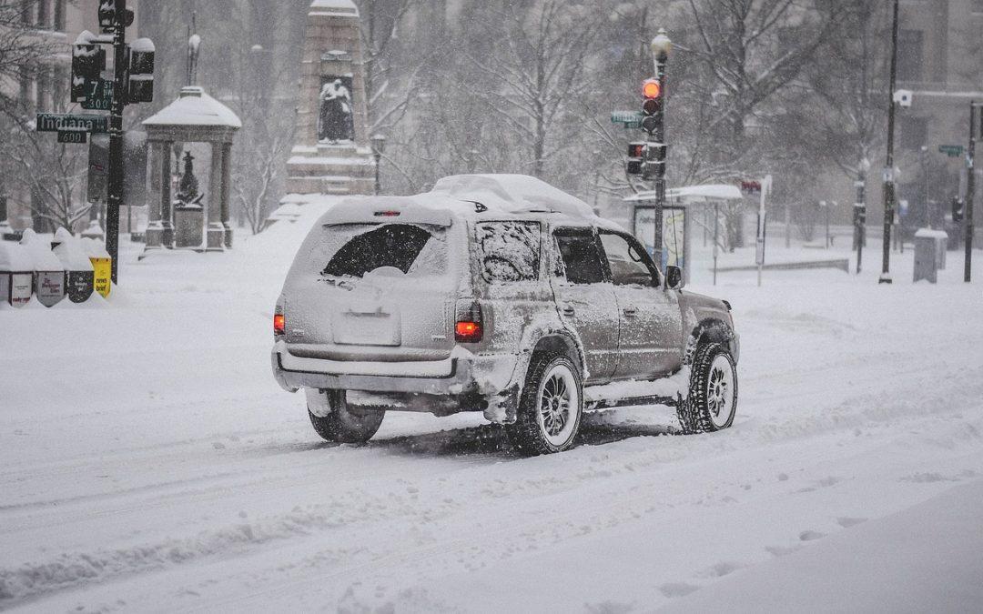 Rouler en hiver, 3 conseils pour bien préparer votre véhicule