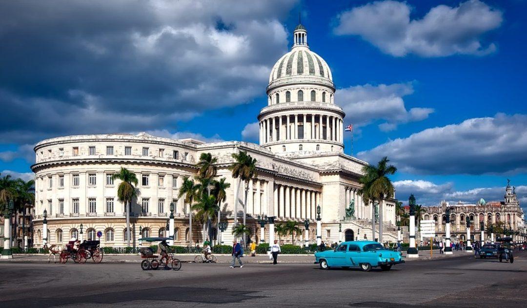 Se faire plaisir tout en distribuant une part de bonheur à Cuba