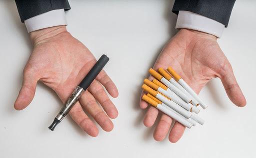 Pourquoi choisir la cigarette électronique Justfog?