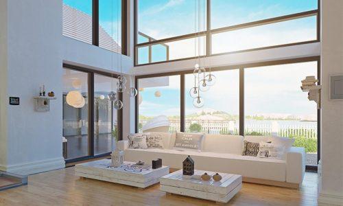 Considérations environnementales pour les murs de verre extérieurs