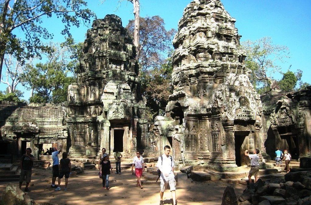Sortir des chemins battus lors d'un voyage au Cambodge