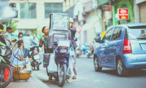 Taxi-moto : sélectionner son moyen de transport rapide en Île-de-France